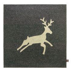 Qube Sitzkissen Stuhlauflage Rund 40cm Design Kokosnuss Stuhlkissen Dekoration