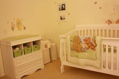 classic pooh nursery