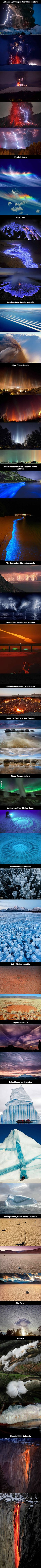 Awesome Natural Phenomena