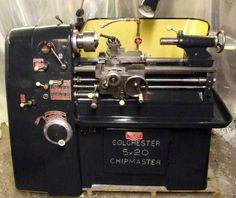 Colchester Chipmaster Lathe