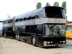 Kelly Family Tourbus Neoplan Jumbo Cruiser