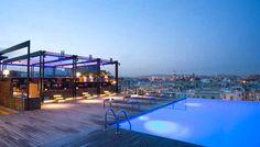 Grand Hotel Central, Rooftop Pool | © Design Hotels/Flickr
