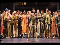 Prokofiev Romeo and Juliet -- Tybalt-Mercutio-Romeo fight scene (Macmillan) - YouTube
