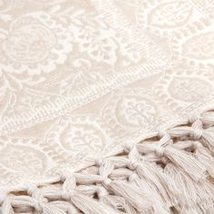 PAISLEY BLANKET - Decoration - Gypset - Shop by collection | Zara Home Belgium