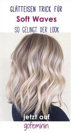 Die 11 Besten Bilder Von Glätteisen Hair Ideas Hairstyle Ideas