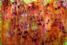 """Saatchi Online Artist Blue Moon - Heike Schmidt; Painting, """"Summertime"""" #art"""