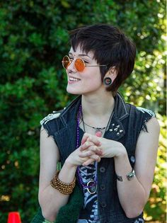 Cool Pixie Hair for Girl