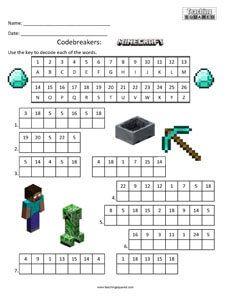 Minecraft Codebreakers