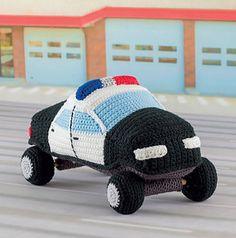police car ~ohhhh, super cute!!!!!