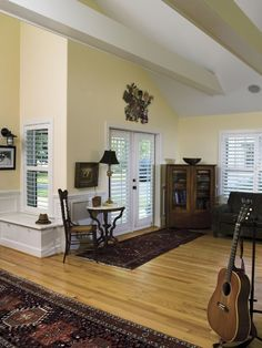 Spaces Plantation Shutters Design, Pictures, Remodel, Decor and Ideas - page 2
