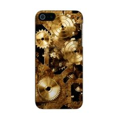 Steampunk Incipio Feather® Shine iPhone 5 Case