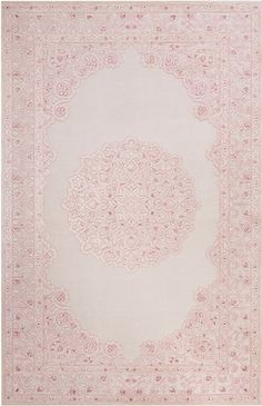 Jaipur Rugs Fables Malo rug in Pink | Rugs Direct