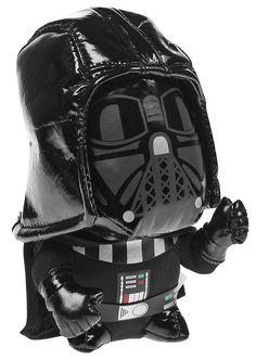 Plush Darth Vader - Pelúcias - Linux Mall - Loja nerd e geek com Camisetas geek, Livros, Acessórios, Toys, etc