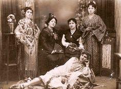 Flamencas-antiguas