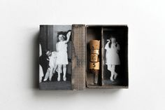 Paperiaarre: match box