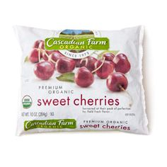 Cascadian Farms Premium Organic Sweet Cherries - Cook's Illustrated