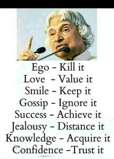 👍the perfect quote which I want. Apj Quotes, Life Quotes Pictures, Real Life Quotes, Reality Quotes, Wisdom Quotes, Picture Quotes, Words Quotes, Sayings, Qoutes