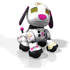 Zoomer Zuppies Interactive Puppy, Scarlet