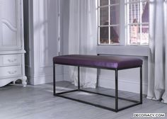 Massimo Bench By Cromatti - http://www.decoracy.com/interior-decor/massimo-bench-by-cromatti.html