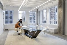 NicholsBooth Architects Offices - San Francisco - Office Snapshots