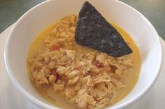 5. Slow Cooker White Chicken Chili from The Ultimate 1-Pot Meal Roundup Slideshow