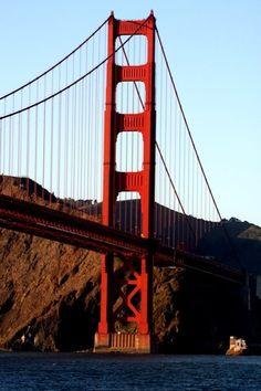 Golden Gate Bridge San Francisco California Vacation Planning on MiniTIme