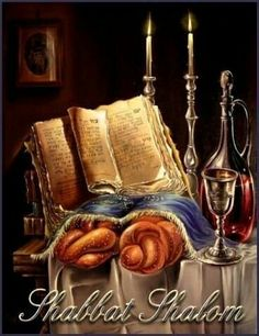 Lovely Shabbat!!! ;)