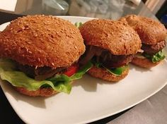 Mamã Paleo: Pão de Hambúrguer Low Carb
