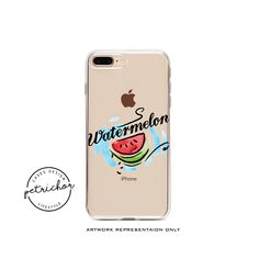 Watermelon iPhone Case - iPhone 7 Case - iPhone 7 Plus Case - iPhone 6 Case - iPhone 8 Case - iPhone X Case - iPhone 8 Plus Case by PetrichorCases on Etsy Iphone 8 Plus, Iphone 8 Cases, Environmentally Friendly Packaging, 6s Plus Case, For Facebook, Vibrant Colors, Etsy, Bright Colours