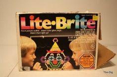 Lite-Brite: fun times