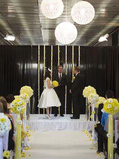 Mad Men wedding