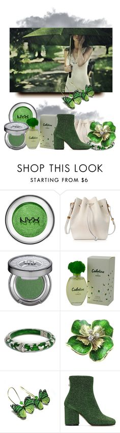 """Be stylish even on rainy days #3."" by babysnail ❤ liked on Polyvore featuring Sophie Hulme, Urban Decay, Grès, Angélique de Paris and Maison Margiela"