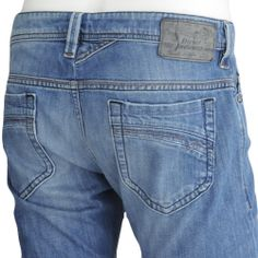 Rakuten: ( wash blue runs diesel russet stitching and high stretch skinny jeans boast )- Shopping Japanese products from Japan