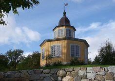 Stora Nyckelviken Lusthus