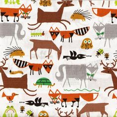 Forest Friends Ed Emberly's book for children on how to draw animals using basic shapes. I used it in my classroom.