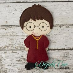 Potter Boy Doll