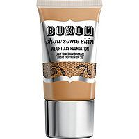 Buxom Show Some Skin Weightless Foundation Broad Spectrum SPF 30 in Tickle Me Ivory