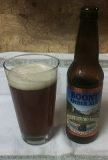 Boont Amber Ale from Anderson Valley Brewing Company