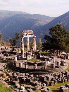Awe inspiring Delphi