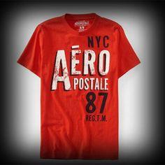 エアロポステール メンズ Tシャツ Aeropostale NYC Aero 87 Graphic Tシャツ-アバクロ 通販 ショップ-【I.T.SHOP】 #ITShop
