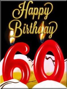 Send free birthday card to your friends and loved ones! See the latest and greatest birthday cards from Apps-O-Rama. Happy 60th Birthday Wishes, 60th Birthday Quotes, Birthday Greetings For Daughter, Birthday Greetings For Facebook, Beautiful Birthday Wishes, Birthday Cheers, Free Birthday Card, Birthday Blessings, Birthday Wishes Cards