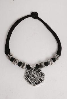 Women Designer Jewellery | Designer German silver jewelry | Tijori