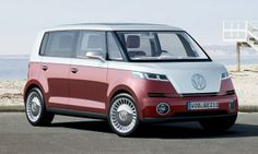 Volkswagen plans return of Microbus: Range of classic-themed cars based on the Golf in the works