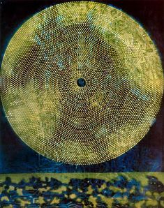 Max Ernst (German 1891–1976) [Dada, Surrealism] Birth of a Galaxy, 1969. Galerie Beyeler, Basel, Switzerland.