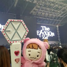 180714 The ElyXiOn dot in Seoul #EXO #EXOlightstick