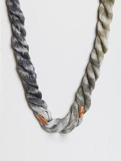 Erin Considine - Tonn Glas Necklace, $266