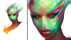 Alienesse by Sam Spratt, via Flickr