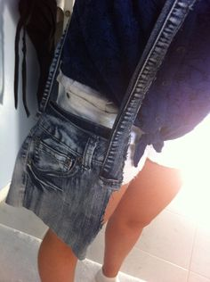 How to Create a Purse Out of Old Jeans (No Sew)