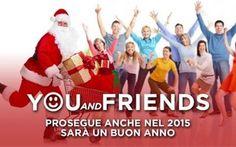 Genertel You and Fiends, a grande richiesta, continua nel 2015 #genertel #assicurazione #catalogo #premi