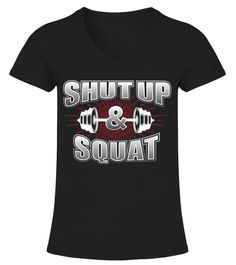 # Shut Up & Squat Fitness T shirts .  Fitness T shirts from all manufacturers in all sizes to suit each individual. Whatever your style you will find it muscle fit polo shirt, mens muscle shirts, muscle shirts for guys, muscle fit formal shirts, muscle fit t shirt, men's muscle t shirts, muscle t shirts, bodybuilding shirts, power lifting shirts, lifting shirts funny, gym shorts, funny gym shirts for guys, gym t shirts for mens, workout shirts for men, motivational workout shirts, workout…